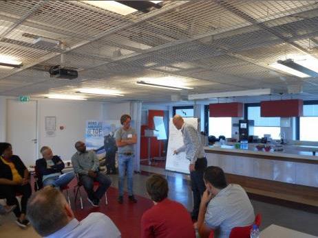 Vormeel Verbeter Compagnie | Feenstra actief met verbeterkamer